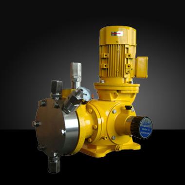 GH系列液压隔膜计量泵 南方泵业